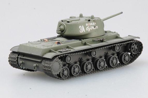 KV-1 Mod.1942 Heavy T. Easy Model 36290 Fertigmodell Russ