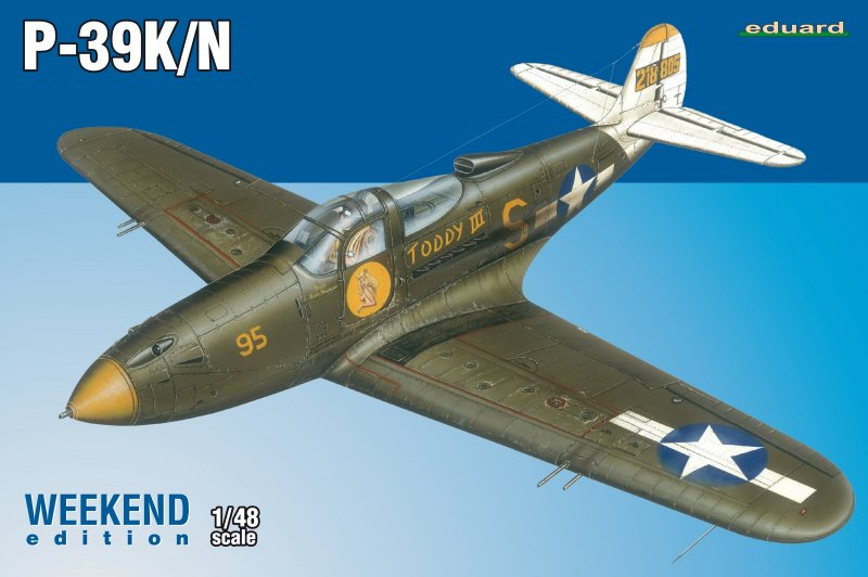 P-39K/ N - Weekend Edition