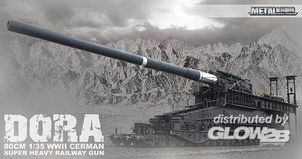Dora Railway Gun Limited Edition!