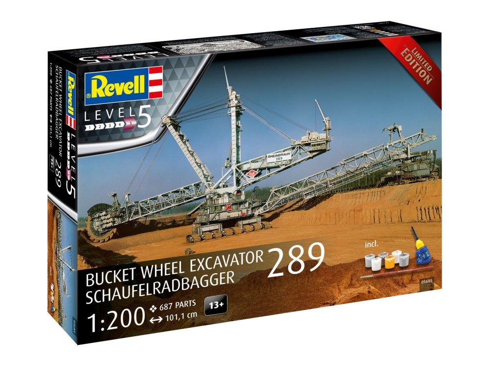 Schaufelradbagger 289 - Limited Edition