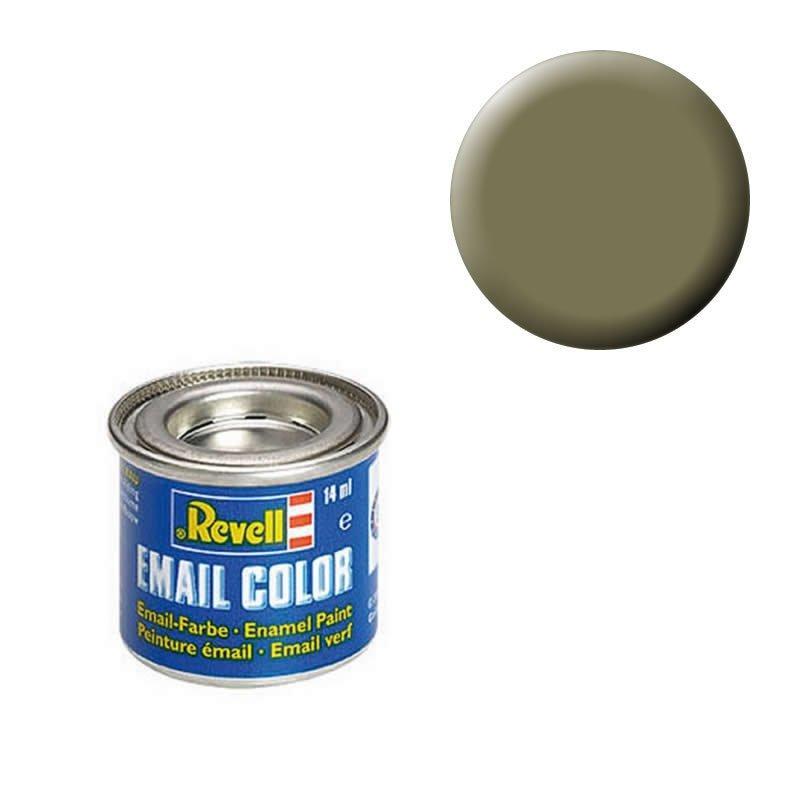 Schilfgrün (seidenmatt) - Email Color - 14ml