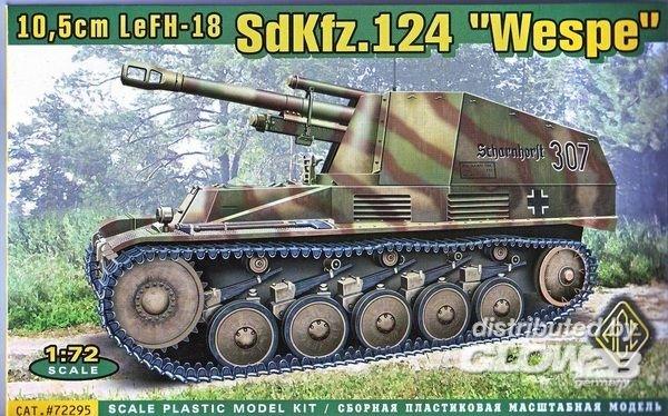 SdKfz. 124 Wespe