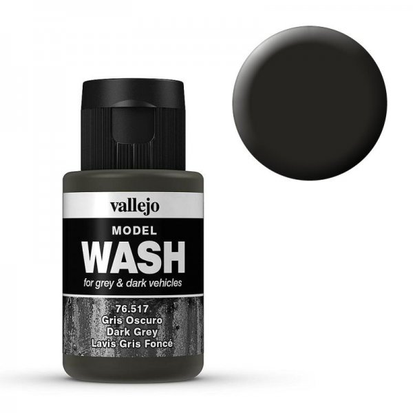 Model Wash 517 - Dark Grey
