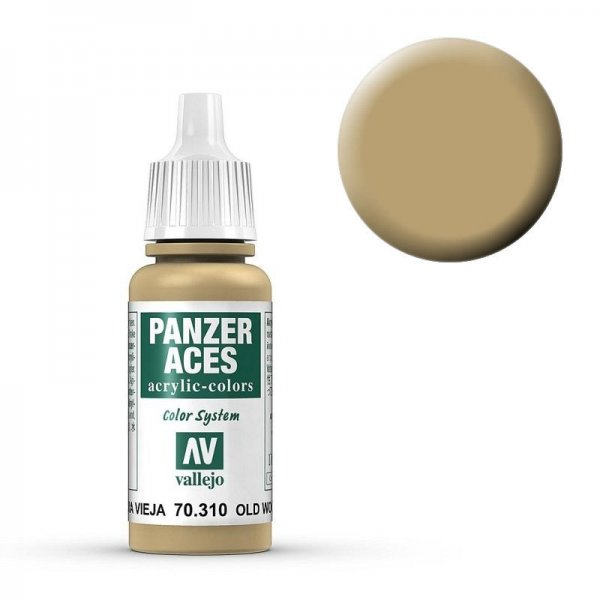 Panzer Aces 010 Old Wood 17 ml