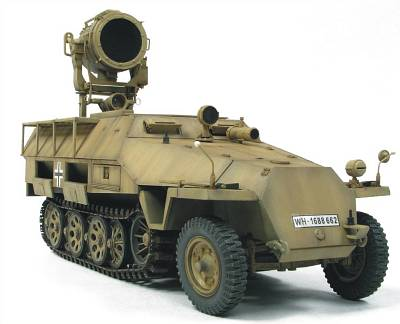 SDKFZ 251/20 AUSF D ´´UHU´´
