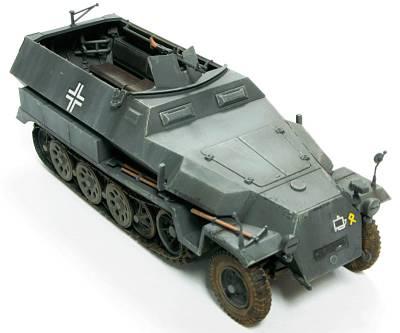 SDKFZ 251 Ausführung C