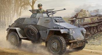 Sdkfz 221 Armored Car