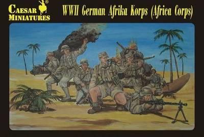 WWII German Afrika Korps