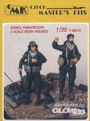 Israelische Fallschirmjäger 2 St.
