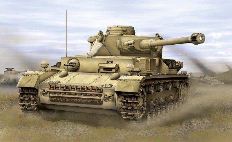 Pz. IV Ausf. G - Dragon - DR 7278