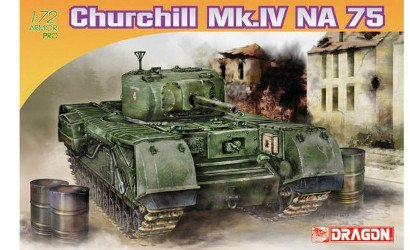 Churchill Mk. IV NA75 - Dragon - DR 7507