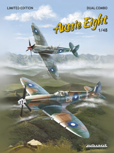 Aussie Eight/Spitfire Mk.VIII v Australi Dual Combo - Limited Edition