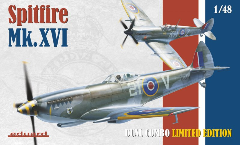 Spitfire Mk.XVI Dual Combo