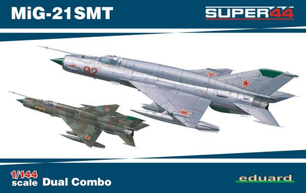 MiG-21SMT Dual Combo SUPER44