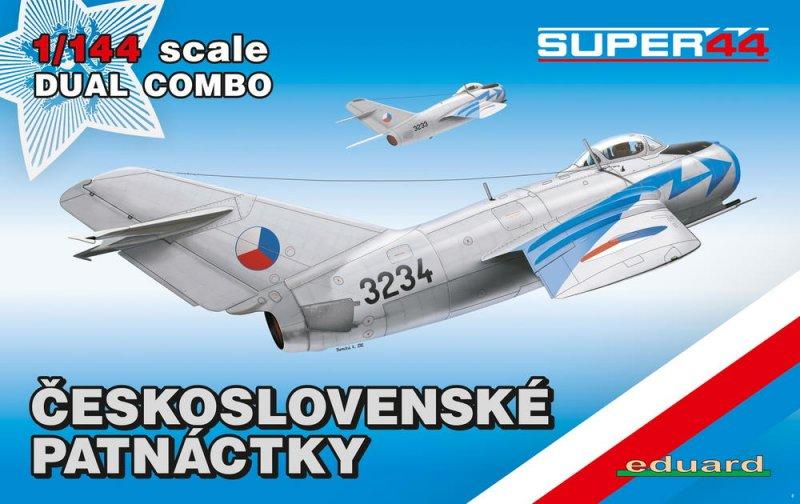 Ceskoslovenské patnáctky DUAL COMBO