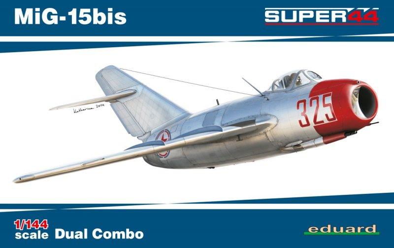 MiG-15bis Dual Combo