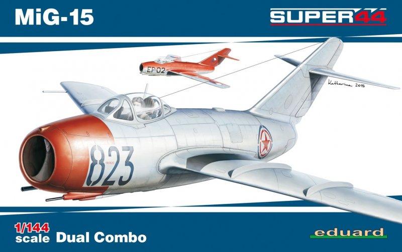 MiG-15 Dual Combo