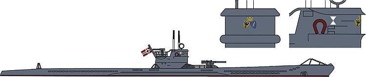 DKM U-Boot Type VIIC/IX