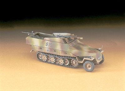 SdKfz. 251/9, Stummel