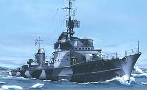 Torpedoboot T-23