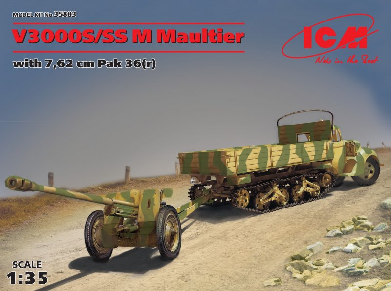 V3000S/SS M Maultier