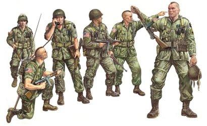 U.S. Fallschirmjäger
