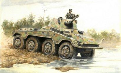 Dt. SdKfz. 234/2 Puma