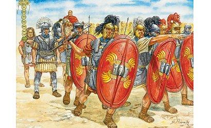 Roemische Infanterie
