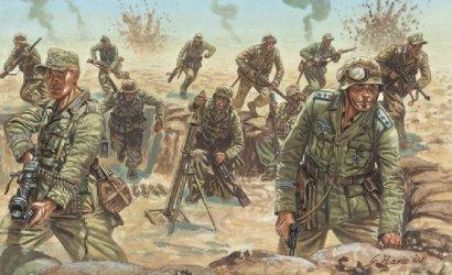 WWII Deutsche Afrika Korps