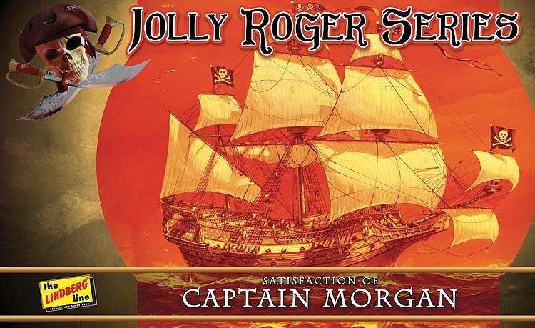 Satisfaction of Captain Morgan