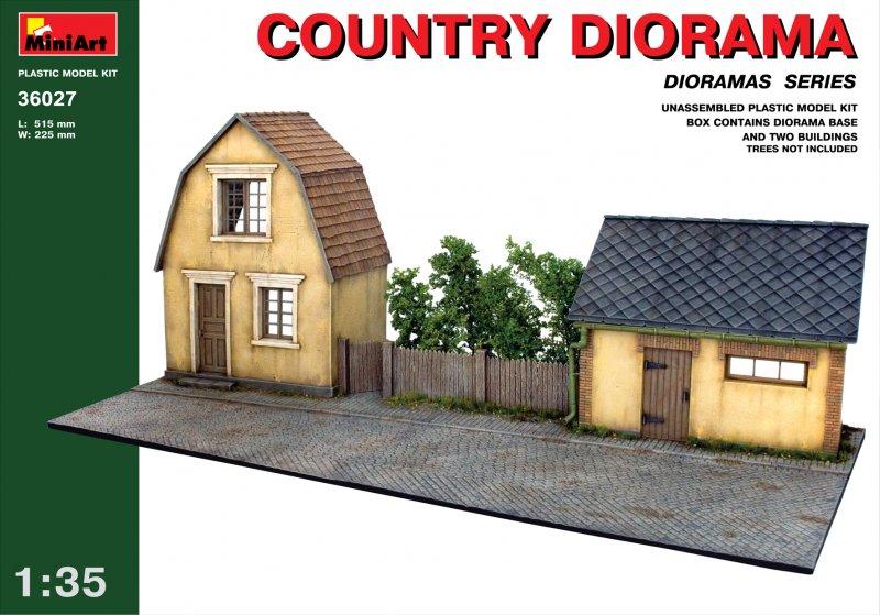 Gelände Diorama