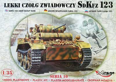 SdKfz. 123 mit Fotoätzteilen