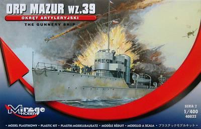 Torpedoboot Mazur 1939