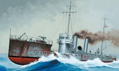 Torpedoboot ORP Kaszub