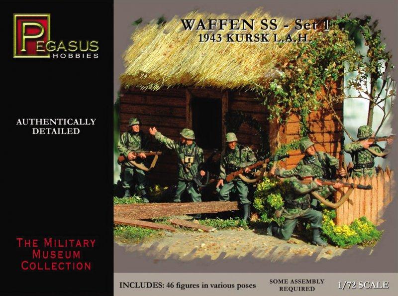 WWII: Deutsche Soldaten 1943