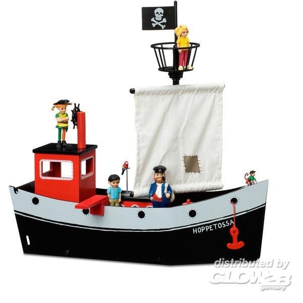 Piratenschiff Hoppetossa