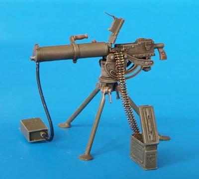 U.S. Maschinengewehr 0,30 wassergekühlt