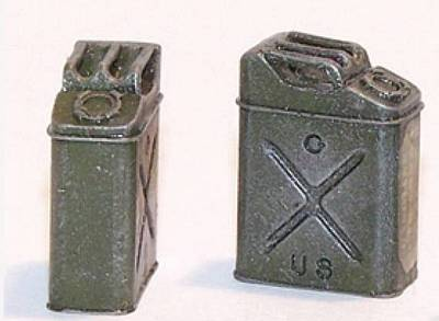 U.S. Benzinkanister - WWII