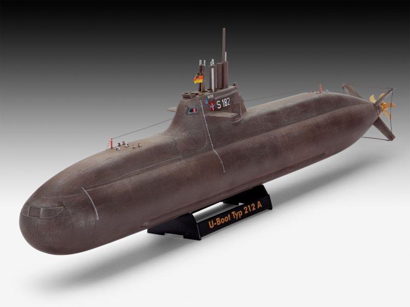 U-Boot Klasse 212 A
