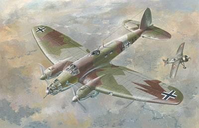 Heinkel He 111 E Emil