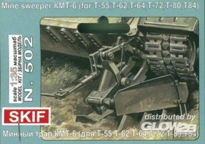 Mine Sweeper KMT-6