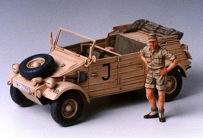 German Kübelwagen Type 82, Afrika-Korps