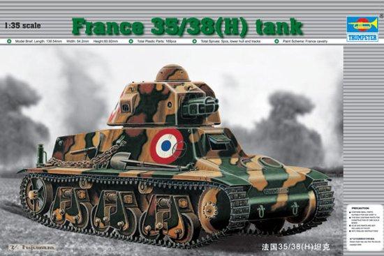 PzKpfw 35/38(H)