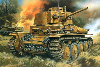 PzKpfw 38(t)-G