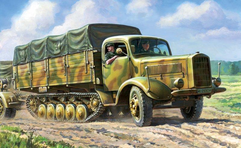 Maultier 4.5 Truck